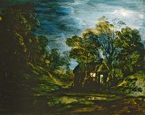 Cottage in Moonlight, c.1781-2
