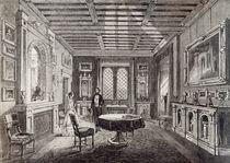 The Crimson Drawing Room, Lansdown Tower von English School