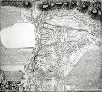 Plan of the Battle of Minden von English School