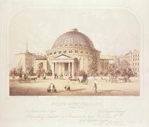 Wyld's Monster Globe, c.1851 von English School