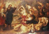 The Brazen Serpent, c.1635-40 von Peter Paul Rubens
