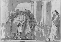 Ecce homo by Giovanni Battista Tiepolo