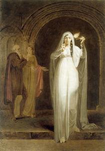 The Sleepwalking Scene, Act V von Henry Pierce Bone