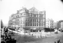 Royal English Opera House, 1891 by English Photographer