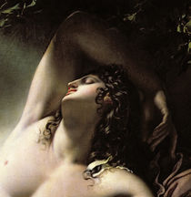 The Sleep of Endymion, 1791 by Anne Louis Girodet de Roucy-Trioson