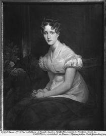 Cordelia Greffulhe von Emile Jean Horace Vernet