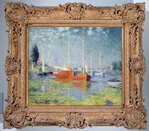 Argenteuil, 1875 von Claude Monet
