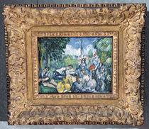 Dejeuner sur l'herbe, 1876-77 von Paul Cezanne