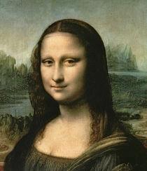 Mona Lisa, c.1503-6 by Leonardo Da Vinci
