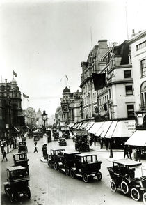 Regent Street, 1910s by English Photographer