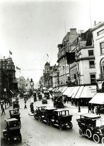 Regent Street, 1910s by English Photographer