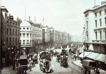 Regent Street, London c.1900 by English Photographer