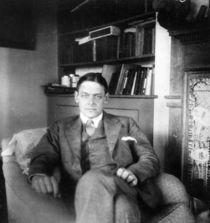 T.S. Eliot von English Photographer