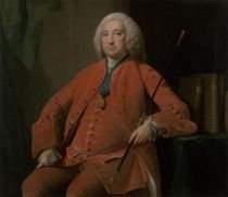 Henry Bellenden, c.1749 von Allan Ramsay