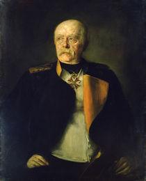 Otto von Bismarck, c.1890 by Franz Seraph von Lenbach