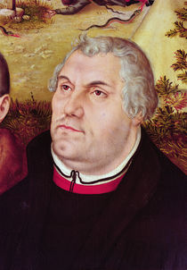 Martin Luther, 1526 by German School