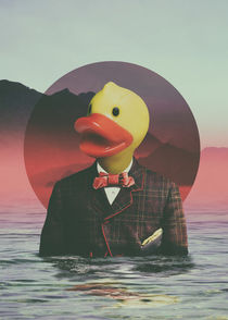 Rubber Ducky by Ali GULEC