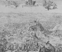The Siege of Namur, 1695 by Dutch School