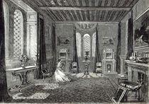 The Scarlet Drawing-room, Lansdown Tower von English School
