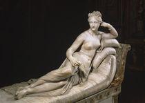 Pauline Bonaparte as Venus Triumphant von Antonio Canova