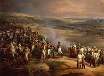The surrender of Ulm, 20th October 1805 by Charles Thevenin