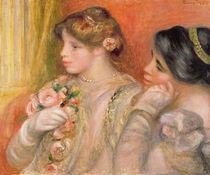 Dans La Loge, c.1908 by Pierre-Auguste Renoir