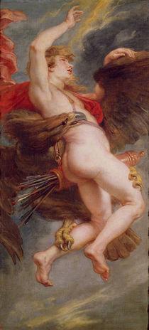 The Rape of Ganymede, c.1636-38 von Peter Paul Rubens