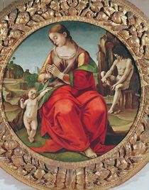 Virgin with Child, 1495/98 by Luca Signorelli