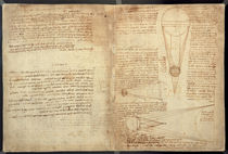 Studies of the Illumination of the Moon by Leonardo Da Vinci