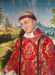 Saint Laurence, 1460-66 by Rogier van der Weyden
