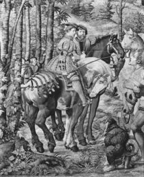 The Hunts of Maximilian, Leo by Bernard van Orley