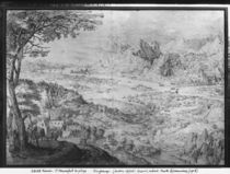 Landscape by Pieter the Elder Bruegel