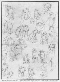 Beggars von Hieronymus Bosch
