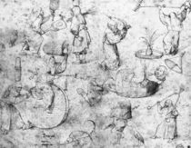 Witches by Hieronymus Bosch