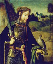 Saint Bavo by Gerrit tot Sint Jans