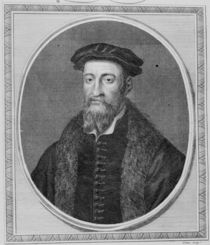 Sir Thomas Smyth, engraved by John Goldar von Hans Holbein the Younger