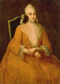 Portrait of Anna Leopoldovna von Ivan Yakovlevich Vishnyakov