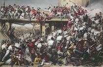 """Storming of Delhi, engraved by T.H. Sherratt by Matthew """"Matt"""" Somerville Morgan"""