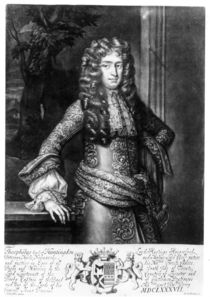 Theophilus Hastings, seventh earl of Huntingdon von Godfrey Kneller