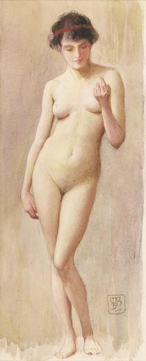 Study of a nude II by Murray Bladon