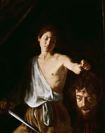 David with the Head of Goliath by Michelangelo Merisi da Caravaggio