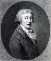 Thomas Gainsborough R.A, engraved by Francesco Bartolozzi