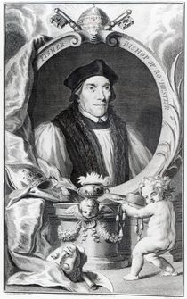 John Fisher, Bishop of Rochester von Hans Holbein the Younger