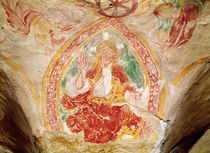 Christ in Majesty von French School