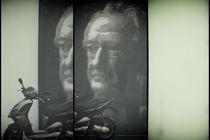 Goethe fährt fern by Bastian  Kienitz