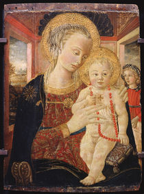 The Virgin and Child von Italian School