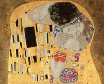 The Kiss, 1907-08 von Gustav Klimt