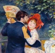 A Dance in the Country, 1883 von Pierre-Auguste Renoir