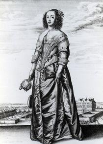 Spring, 1643 by Wenceslaus Hollar
