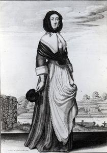 Autumn, 1643 by Wenceslaus Hollar